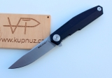 Real Steel G3 Puukko Light - black
