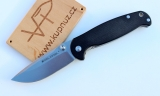 Real Steel H6 Blue Sheep - black stonewash