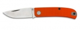 Manly WASP slipjoint - orange CPM