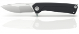 ANV Knives Z200 - LINER LOCK, PLAIN EDGE, DURAL