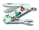 Victorinox Classic SD The World - My Home