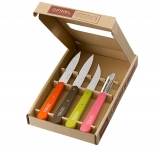 Opinel set Les Essentiels 50´colours