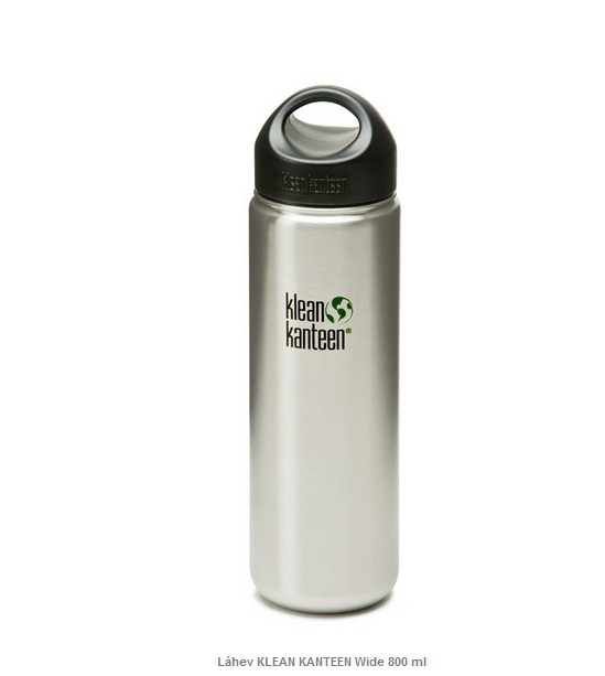 Láhev KLEAN KANTEEN Wide 800 ml