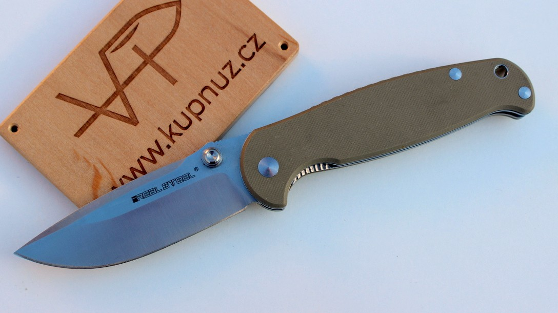 Real Steel H6 Blue Sheep - coyote