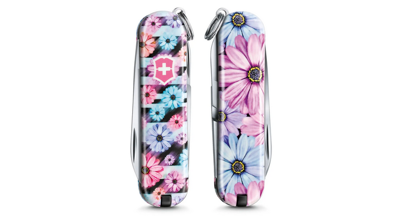 Victorinox Classic Dynamic Floral