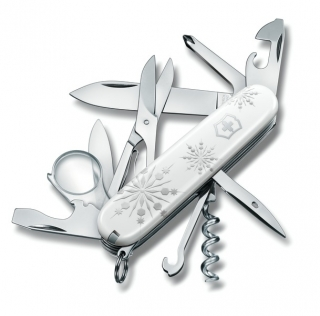 Victorinox Explorer White Christmas