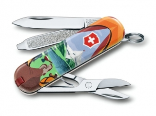 Victorinox Classic Call of Nature
