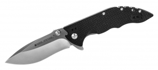 Real Steel E77 - black satin