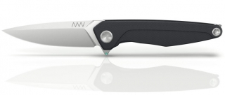 ANV Knives Z300 - LINER LOCK, PLAIN EDGE, G10