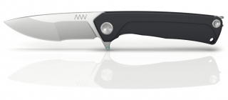 ANV Knives Z200 - LINER LOCK, PLAIN EDGE, G10
