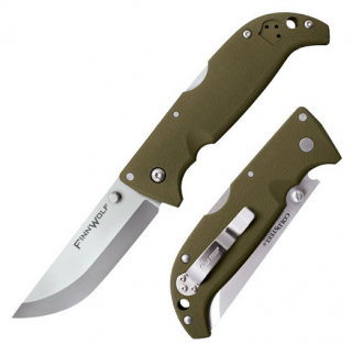 Cold Steel Finn Wolf green