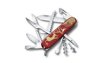 Victorinox Huntsman Year of the Ox  2021