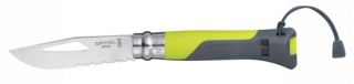 OPINEL VR N°08 Inox Outdoor Green