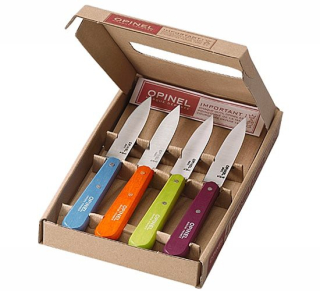 Opinel essential set sweet pop colours
